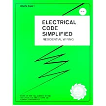 Alberta Electrical Code Simplifed Books