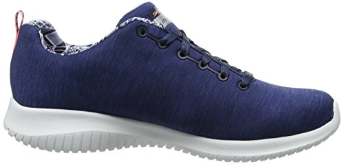 Navy Choice Formateurs Skechers Ultra First Bleu Femme Flex Anwzfq