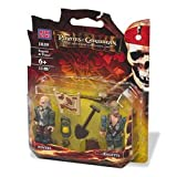 Pirates of the Caribbean Ragetti & Pintel Figure 1039