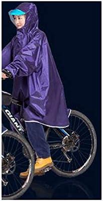 Chubasquero impermeable reutilizable para bicicleta eléctrica ...