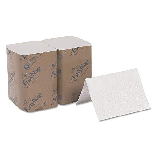 000 Interfold Napkin Refills, 2 Ply, 6 1/2x9 7/8, White, 500/pk, 6 Pack/ctn ()