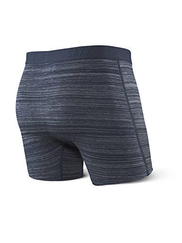 6b1f68d92 Saxx Underwear Platinum Men s Boxer Briefs Ballpark Pouch Comet Heather  XX-Large by SAXX Underwear