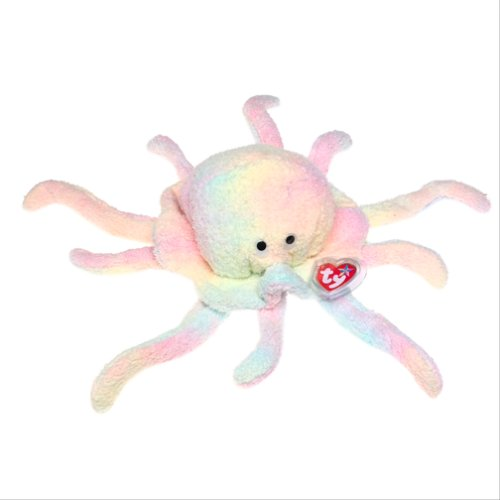 Amazon.com  Goochy the Jellyfish Beanie Buddies  Toys   Games 11a69e2c7c8