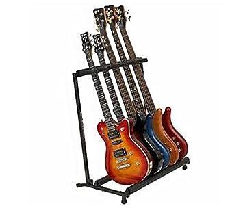 oanon 5 Multi guitarra Bass plegable soporte fase 5 soporte rack - Soporte para guitarra: Amazon.es: Instrumentos musicales