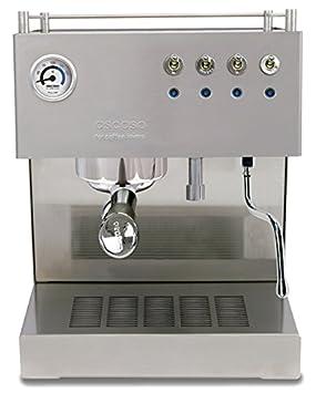 ascaso 600747 Steel Duo Pro Mate - Cafetera espresso: Amazon.es: Bricolaje y herramientas