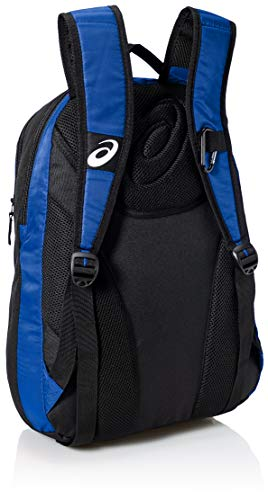 Edge II ASICS Black Backpack Royal BnRX0xUw