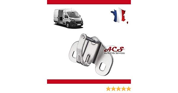 eGang Auto Cerradura de puerta trasera 1369006080,1345736080 para Citroen Jumper Ducato Boxer MK3