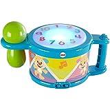 Fisher-Price Tambor Aprender e Brincar, Mattel, Multicor