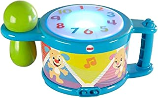 Fisher-Price Tambor Aprender e Brincar, Mattel, Multicor