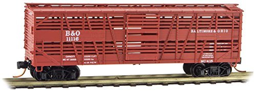 Review Micro-Trains MTL N-Scale 40ft.