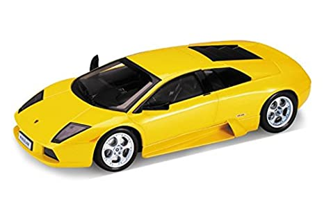 2001 Lamborghini Murcielago V12 6 2l Amarillo Welly 12517y Amazon