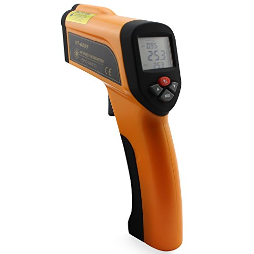 Taotuo Non-contact High Temperature Infrared Thermometer ...