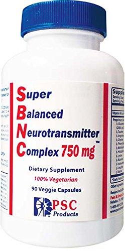 Super Balanced Neurotransmitter Complex® 750mg 90 Caps
