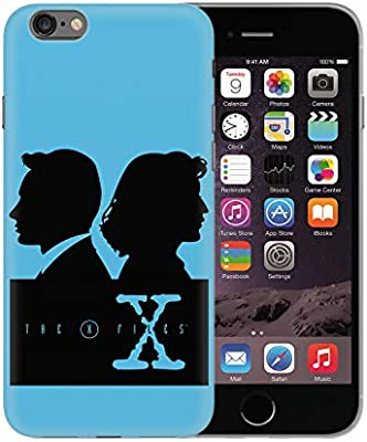 X-Files TV Series Mulder and Scully Silhuatte_BEN3053 Protective ...