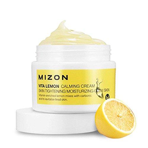 Lemon Cream For Face