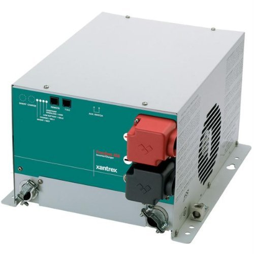 Stage 3 Charger (Schneider Electric 81-2530-12 2500W Inverter and 3-Stage Battery Charger)