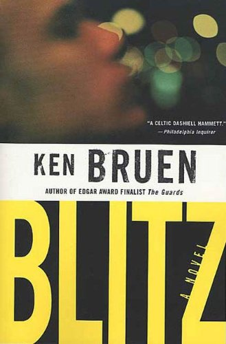 Blitz: A Novel (Inspector Brant Series Book 4)