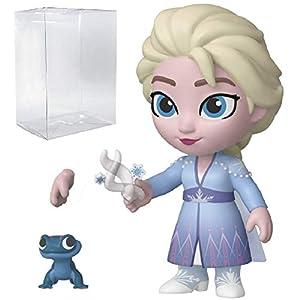 5 Star Disney: Frozen 2 – Elsa Vinyl Figure (Includes Compatible Pop Box Protector Case)