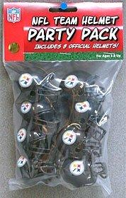 Riddell Pittsburgh Steelers Team Helmet Party Pack ()