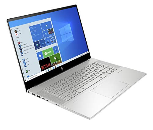 HP Envy 15-ep0011na 15.6-inch Full HD Touchscreen Laptop Natural Silver – Intel Core i7-10750H, NVIDIA GeForce GTX 1660…