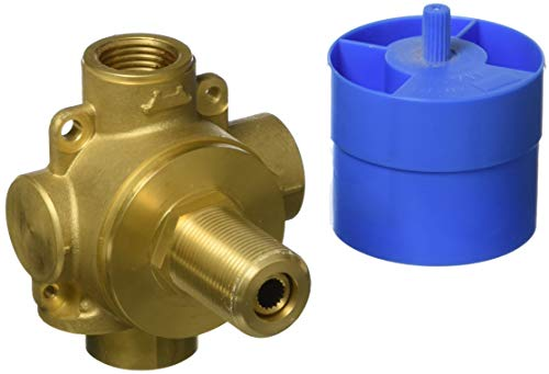 American Standard R422 Wall Diverter Valve Body, No No Finish