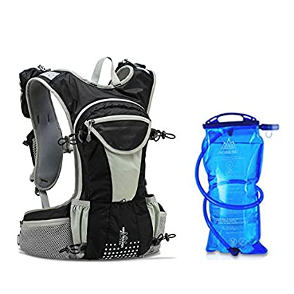 Amazon.com : XUSHSHBA 12L Outdoor Sport Running Backpack ...