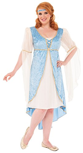 (Delicious Juliet Costume, Multi,)