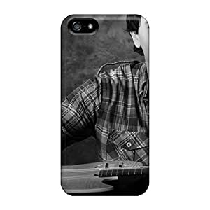 Shock Absorbent Hard Cell-phone Case For Iphone 5/5s With Customized Trendy Papa Roach Pattern PhilHolmes