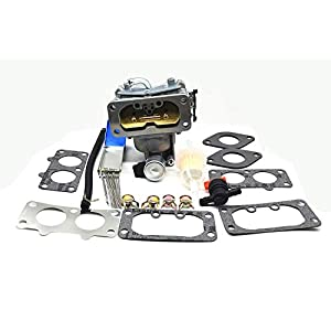 partman Carburetor with Gasket Kit Compatible with Briggs & Stratton 796258 796227 792295 796997 V-Twin Models 40G777 40H777 44M777 44P777 44S677 Engine Lawnmower