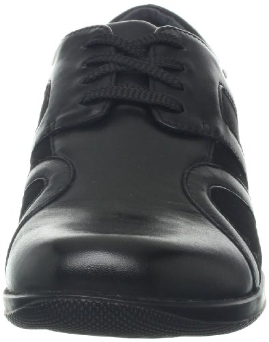 Topeka Softwalk Softwalk Women's Women's Black Flat Topeka xg7ISC