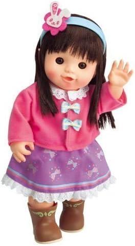 ぽぽちゃん お人形 ロングヘアぽぽちゃん うさぎのカチューシャつき