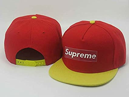 Adjustable Supreme Béisbol Sports Cap for Mr and Ms