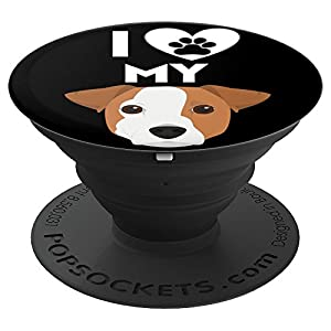 I Love My Dog Jack Russell Terrier Breed Gift 1