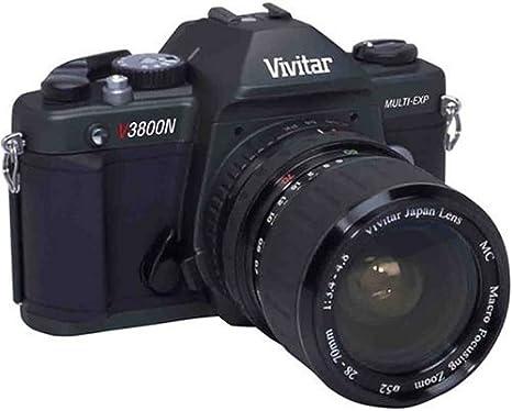 Cámara Vivitar SLR 35m V3800N con Lente 28-70mm: Amazon.es ...