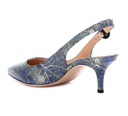 Slingback Ubeauty Pointy Ankle b Slip Toe Basic Shoes Pumps Heels Women's Kitten Strap Multicolor Sandals Stiletto Court On 0xfw0r