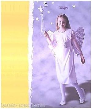 Idena 8230214sa – Ángel Disfraz (sin alas), Talla S (4 – 7 años ...