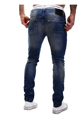 Uomo Blau Uomo Jeans Merish Uomo Jeans Merish Merish Blau Jeans fEqFxr4E
