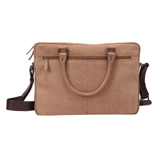 Greenburry Longshore Dublin Handtasche 40 cm Laptopfach