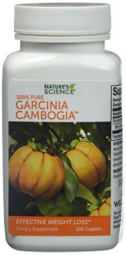 Nature's Science Pills, Garcinia Cambogia, 100 Count