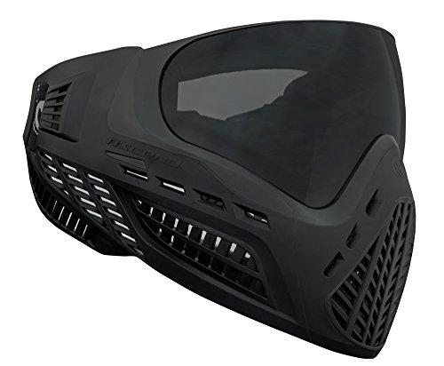 Virtue VIO Ascend Thermal Paintball Goggles with Dual Pane Smoke Lens - Black