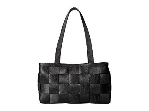 Seat Belt Bag Large Satchel (Harveys Large Satchel Original Seatbelt Bag (Black))