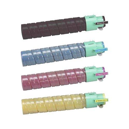 Type 145 Cyan Toner - 888308 Type-145 Premium Compatible Savin High-Yield Toner Value Pack, Black, Cyan, Magenta, Yellow