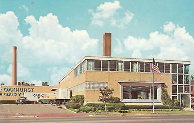 E8773 ME, Portland Oakhurst Dairy Postcard for sale  Delivered anywhere in USA