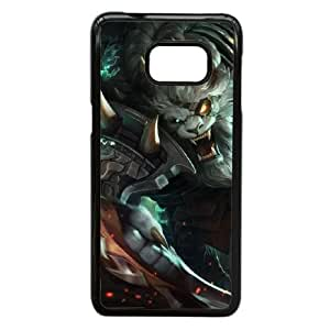 Samsung Galaxy Note 5 Edge case , League of Legends Rengar Cell phone case Black for Samsung Galaxy Note 5 Edge - LLKK0783876