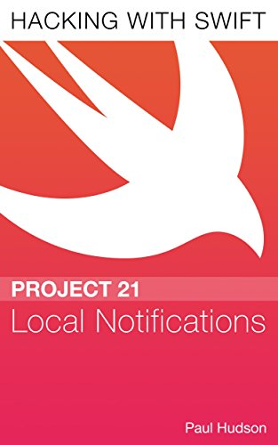 Hacking with Swift Project 21 – Local Notifications
