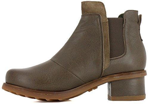 N5104 Boots Kentia Womens Naturalista Leather El Plume Land HwTqzz