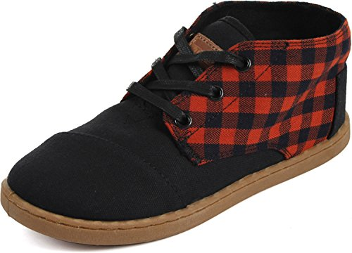 Toms Youth Mid-Top Paseos Shoes, Size: 1 M US Little Kid,...