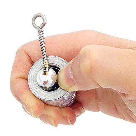 ACCIAIO Inossidabile portatile Arti Marziali personale in metallo Bacchetta Magica
