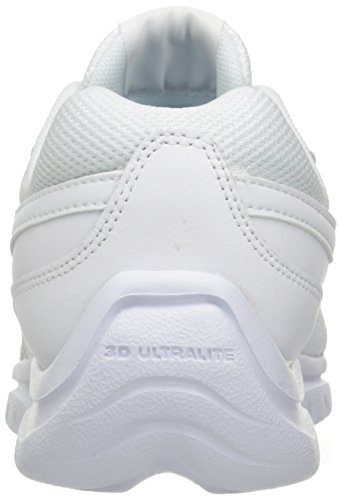 Reebok Women's Royal Lumina Pace Running Shoe White/Silver Metallic U79y5y