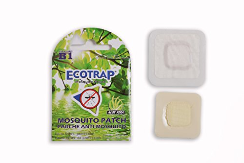 10 Pk Ecotrap Guard Mosquito Patch